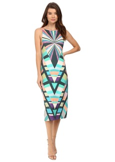 Mara Hoffman Prism V-Back Dress
