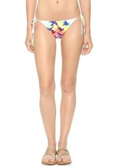 Mara Hoffman Prismatic Tie Side Bikini Bottoms