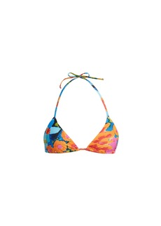 Mara Hoffman Rae triangle bikini top