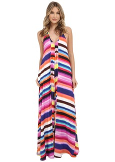 Mara Hoffman Rayon Maxi Dress