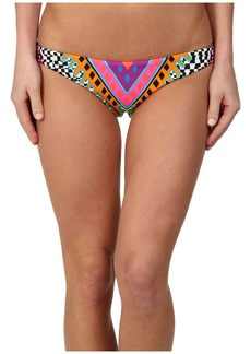 Mara Hoffman Reversible Ruched Braziian Bottom