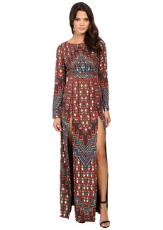 Mara Hoffman Rug Tencel Maxi Dress