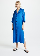 Mara Hoffman Saga Shirt Dress