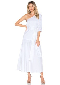 Mara Hoffman Sam Dress in White. - size XS (also in L,M,S)