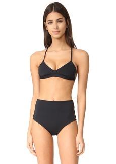 Mara Hoffman Scoop Neck Bikini