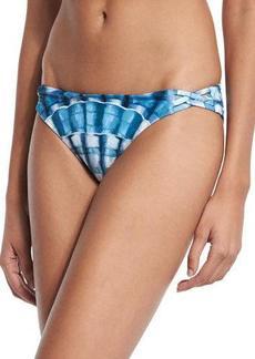Mara Hoffman Shells Basketweave Swim Bottom