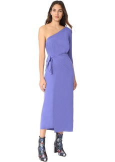 Mara Hoffman Shirley One Shoulder Dress