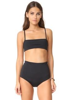 Mara Hoffman Sia Bikini Top