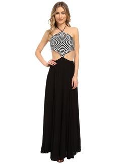 Mara Hoffman Starbasket Crochet Dress