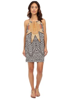 Mara Hoffman Starbasket Drape Side Dress