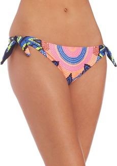 Mara Hoffman Starbasket Side-Tie Brazilian Bikini Bottom