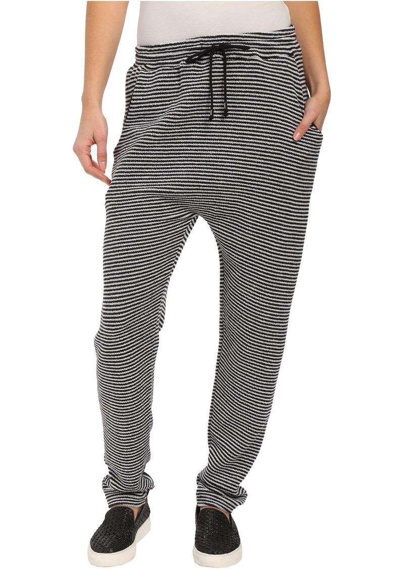 Mara Hoffman Stripe Sweatpants