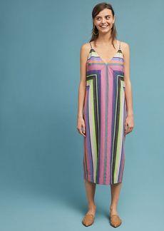 Mara Hoffman Striped Column Dress