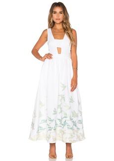 Mara Hoffman Tie Back Dress