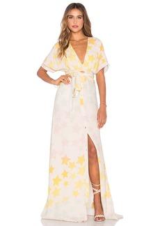 Mara Hoffman Tie Front Dress