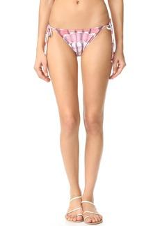 Mara Hoffman Tie Side Bikini Bottoms