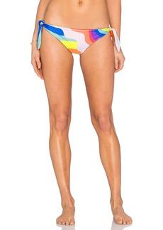 Mara Hoffman Tie Side Brazillian Bikini Bottom
