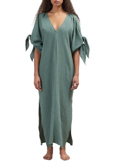 Mara Hoffman Tora Cover-Up Maxi Dress