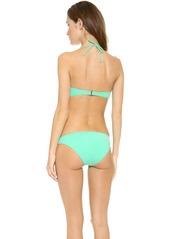Mara Hoffman Underwire Bustier Bikini Top