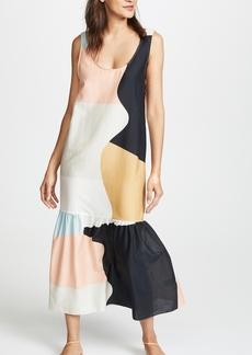 Mara Hoffman Valentina Neapolitan Dress