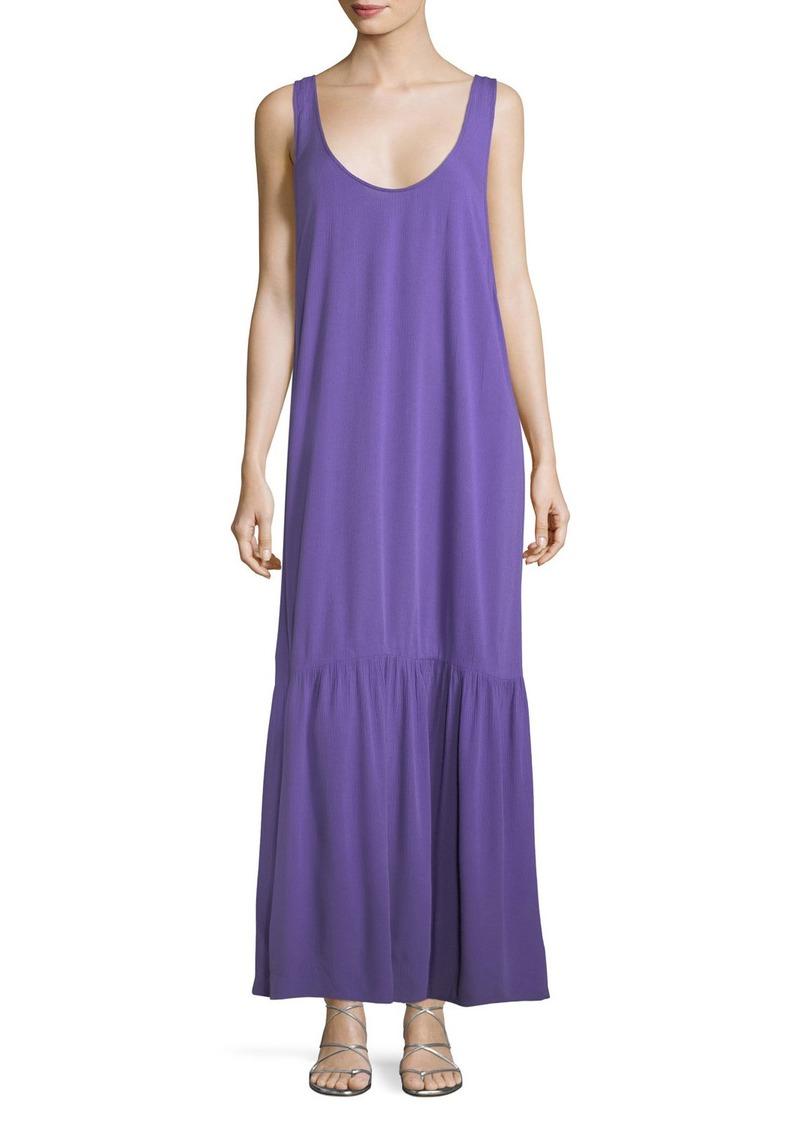 Mara Hoffman Valentina Scoop-Neck Coverup Maxi Dress