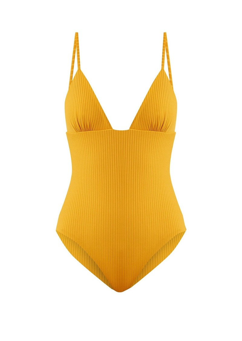 Mara Hoffman Virginia V-neck swimsuit