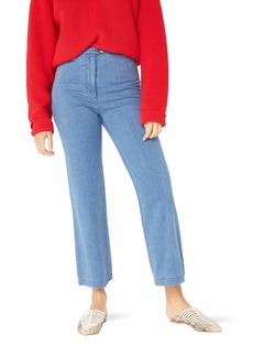 Mara Hoffman Women's Arlene High Waisted Cropped Pant