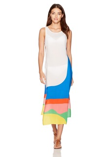 Mara Hoffman Women's Beach Ball Open Side Cover up
