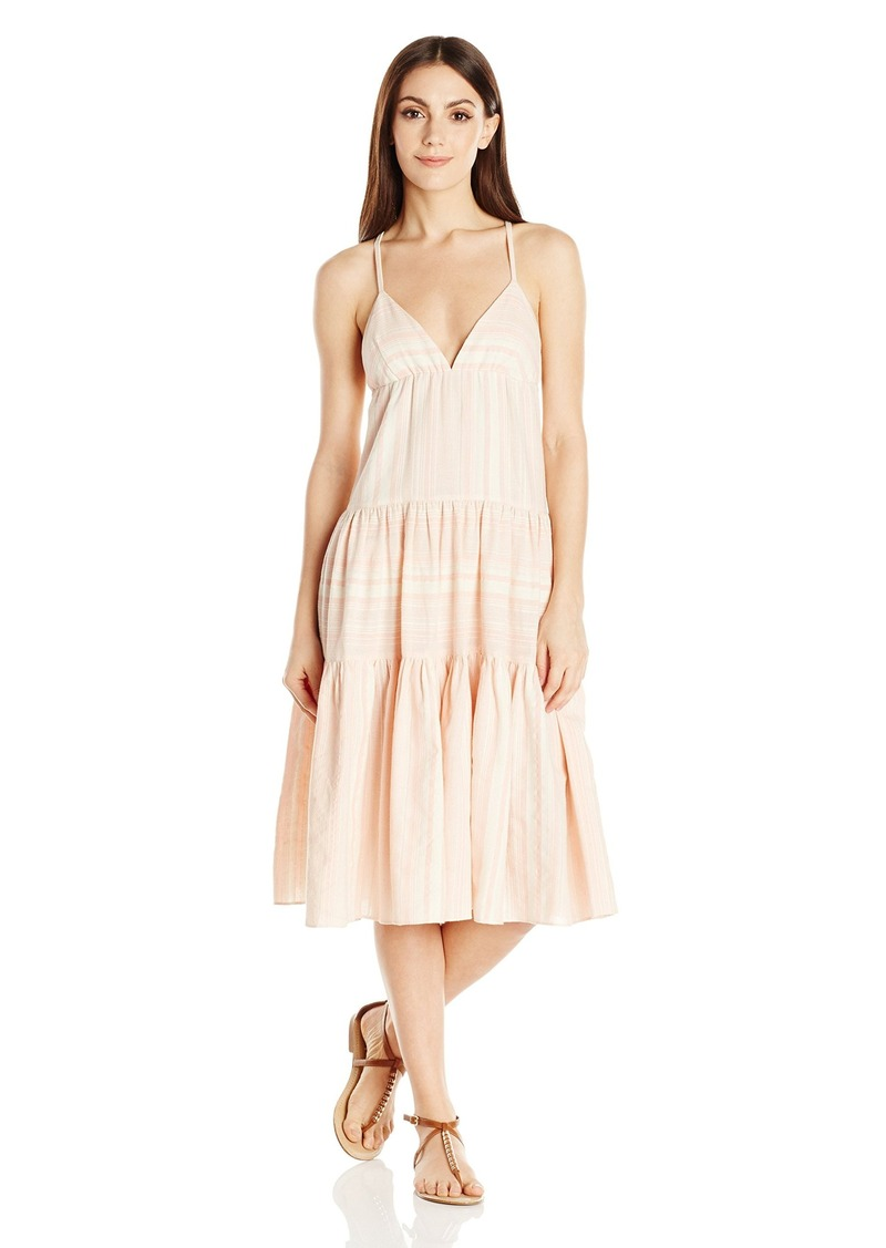 Mara Hoffman Women's Tiered Ankle Dress Cover up