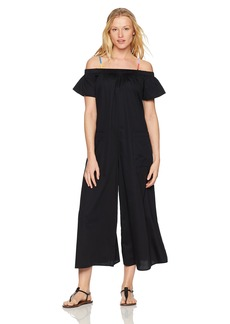 Mara Hoffman Women's Blanche Jumpsuit Cover up