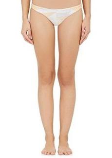 Mara Hoffman Women's Brazilian Bikini Bottom