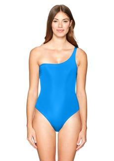 Mara Hoffman Women's Cher Shoulder One Piece Swimsuit
