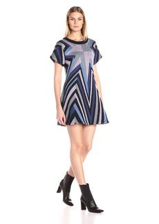 Mara Hoffman Women's Compass Knit Swing Dress