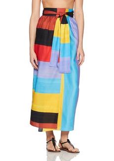 Mara Hoffman Women's Cora Wrap Skirt Cover up