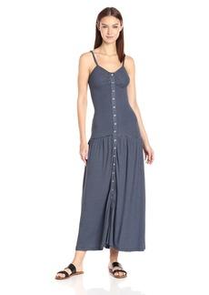 Mara Hoffman Women's Drop Wst Midi Dress  L