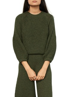 Mara Hoffman Women's Eliza Bell Sleeved Sweater