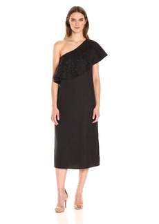 Mara Hoffman Women's Embroidered Shoulder Dress