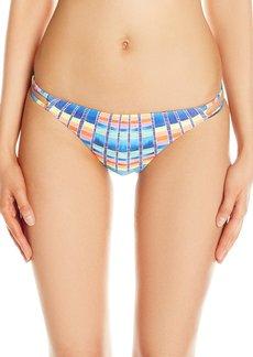 Mara Hoffman Women's Flight Side Strap Bikini Bottom