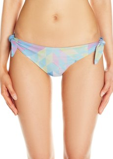Mara Hoffman Women's Fractals Brazilian Bikini Bottom