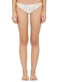 Mara Hoffman Women's Geometric-Print Bikini Bottom