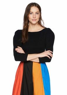 Mara Hoffman Women's Helena Quarter Sleeve Sweater