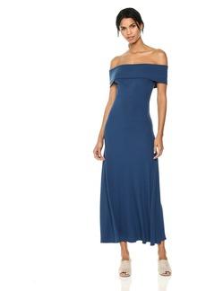 Mara Hoffman Women's Imogen Off The Shoulder Midi Dress