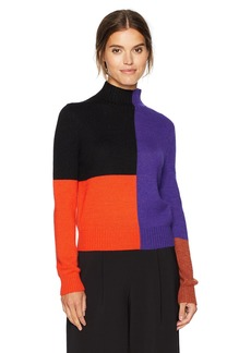 Mara Hoffman Women's Janet Turtleneck Sweater
