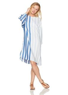 Mara Hoffman Women's Larkin Cover up Tunic Dress