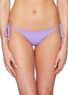 Mara Hoffman Women's Lei Tie-Side Bikini Bottom  S