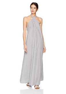 Mara Hoffman Women's Lucille Halter Cover Up Dress