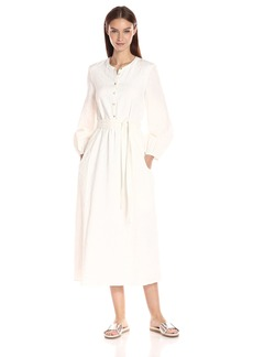 Mara Hoffman Women's Maxi Peasant Dress