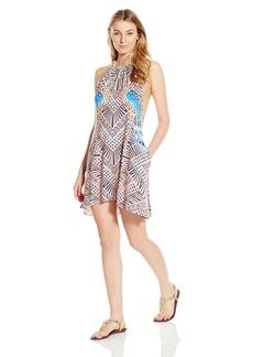 Mara Hoffman Women's Modal Mini Swing Dress  SM