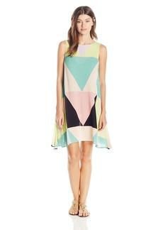 Mara Hoffman Women's Mosaic Swing Dress Multi SM