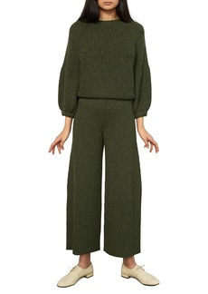 Mara Hoffman Women's Nellie High Waisted Cropped Pant